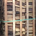 Brennholz Kaminholz auf Palette
